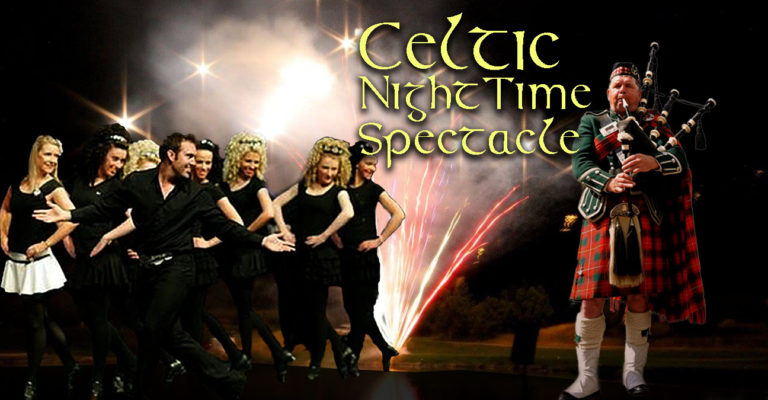 Celtic Nighttime Spectacle