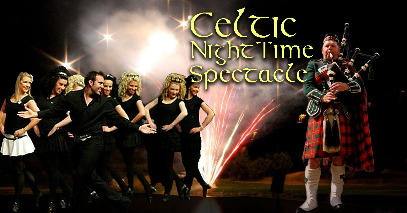 7)	Celebrate with Fireworks. Saturday is truly a spectacular day and evening at the festival, with the kilted Braveheart 5k Run starting at 7 p.m. followed by the Clan Torch Lighting Ceremony at 8:30 p.m. and the Celtic Fireworks Spectacle commencing at 9:30 p.m. near Prospect Lake.